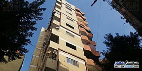 Ad Photo: Apartment 3 bedrooms 1 bath 115 sqm without finish in Hadayek Helwan  Cairo