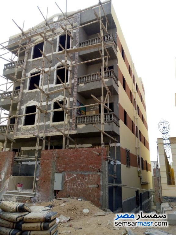 Photo 1 - Apartment 3 bedrooms 2 baths 140 sqm semi finished For Sale Badr City Cairo