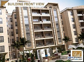 Ad Photo: Apartment 3 bedrooms 2 baths 160 sqm semi finished in Ashgar City  6th of October