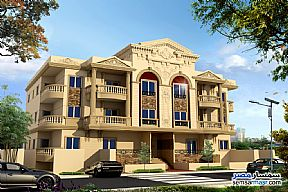 Ad Photo: Apartment 3 bedrooms 3 baths 186 sqm semi finished in Shorouk City  Cairo