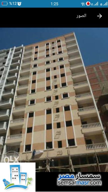 Ad Photo: Apartment 3 bedrooms 1 bath 93 sqm in Asyut