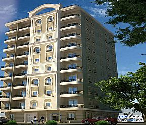 Ad Photo: Apartment 3 bedrooms 2 baths 115 sqm semi finished in Banha  Qalyubiyah