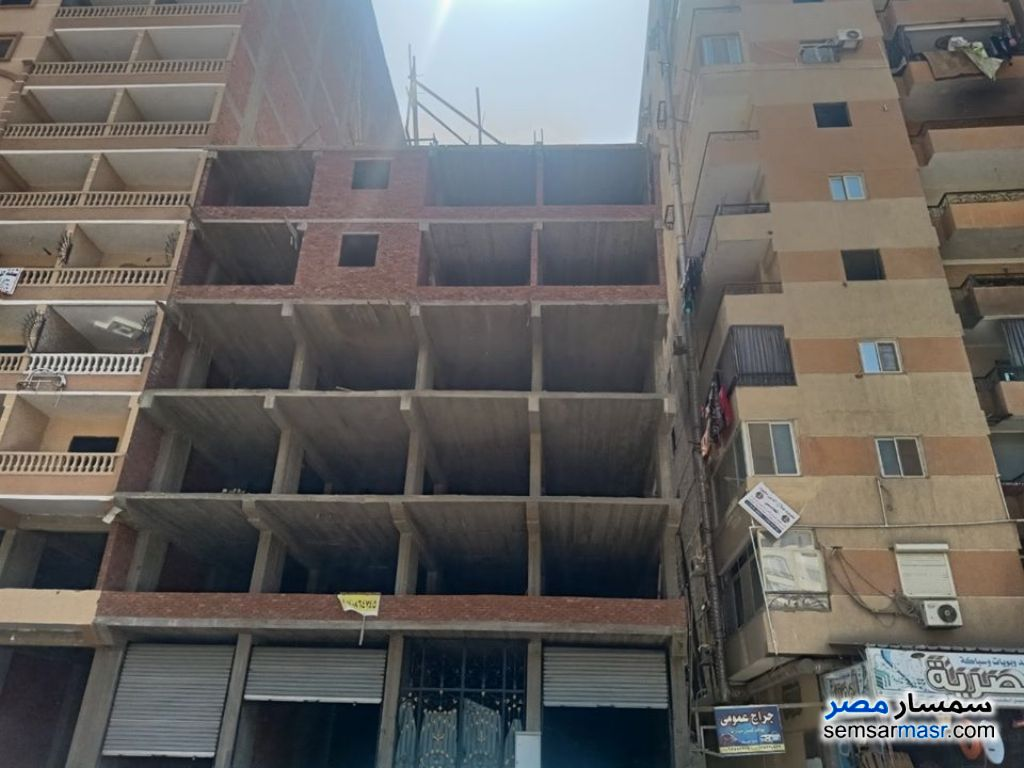Photo 1 - Apartment 3 bedrooms 2 baths 200 sqm semi finished For Sale Haram Giza