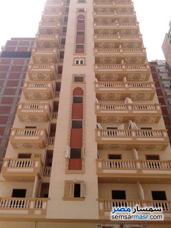 Photo 1 - Apartment 3 bedrooms 2 baths 140 sqm extra super lux For Sale Sidi Beshr Alexandira