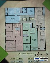Apartment 3 bedrooms 1 bath 150 sqm For Sale Al Salam City Cairo - 3