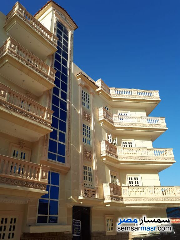 Photo 7 - Apartment 2 bedrooms 1 bath 130 sqm super lux For Sale Gamasa Daqahliyah