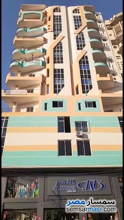 Ad Photo: Apartment 3 bedrooms 2 baths 113 sqm without finish in Sohag