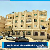 Ad Photo: Apartment 3 bedrooms 2 baths 154 sqm semi finished in Shorouk City  Cairo