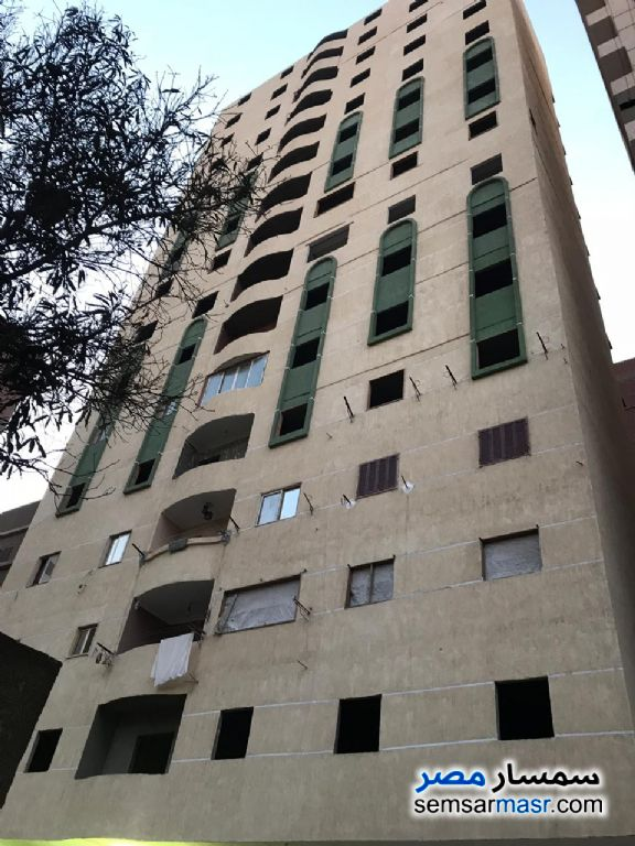 Photo 1 - Apartment 3 bedrooms 1 bath 100 sqm without finish For Sale Ain Shams Cairo