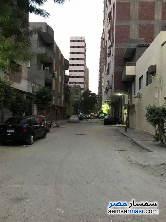 Photo 2 - Apartment 3 bedrooms 1 bath 100 sqm without finish For Sale Ain Shams Cairo