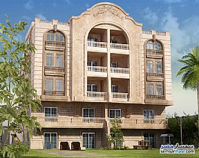 Ad Photo: Apartment 3 bedrooms 2 baths 225 sqm super lux in El Ubour City  Qalyubiyah