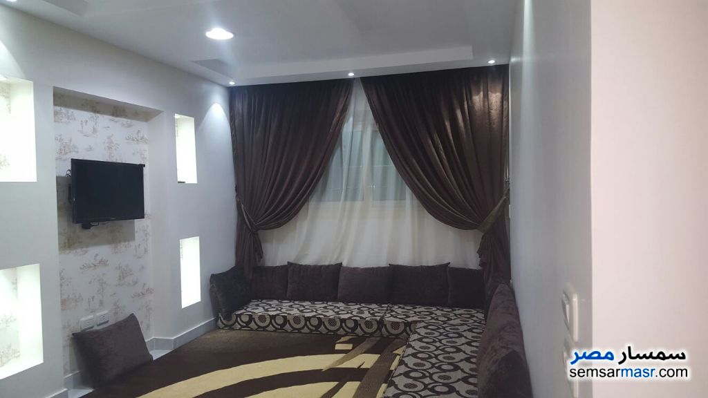 Photo 3 - Apartment 3 bedrooms 3 baths 250 sqm extra super lux For Rent Nasr City Cairo