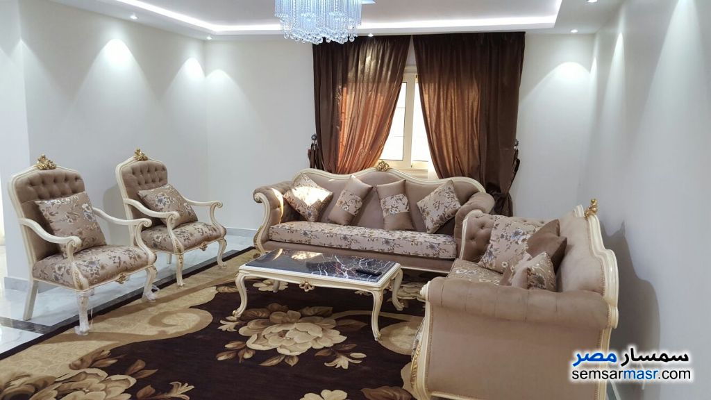 Photo 4 - Apartment 3 bedrooms 3 baths 250 sqm extra super lux For Rent Nasr City Cairo