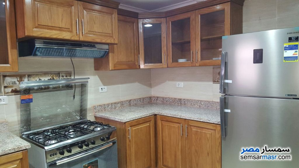 Photo 8 - Apartment 3 bedrooms 3 baths 250 sqm extra super lux For Rent Nasr City Cairo