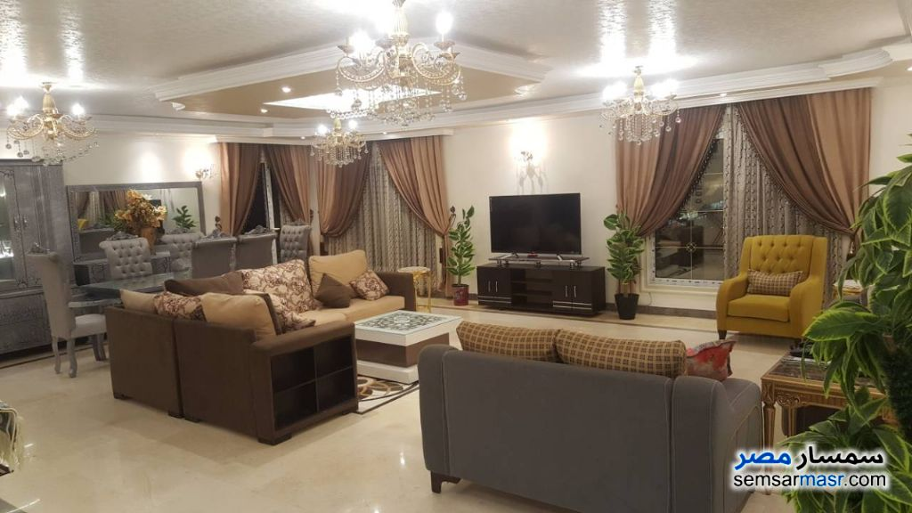 Photo 1 - Apartment 3 bedrooms 3 baths 153 sqm extra super lux For Rent Nasr City Cairo
