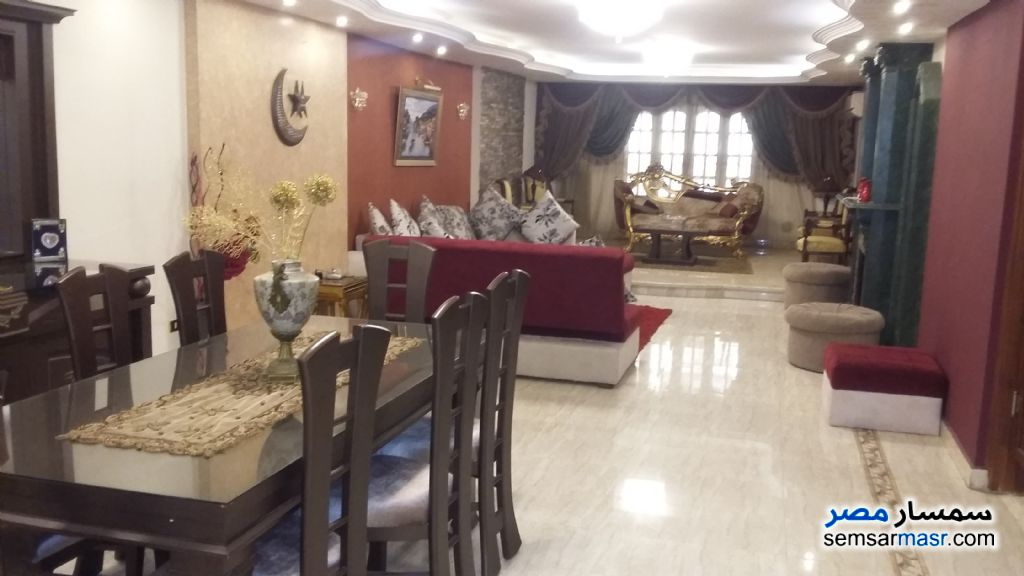 Photo 3 - Apartment 3 bedrooms 3 baths 153 sqm extra super lux For Rent Nasr City Cairo