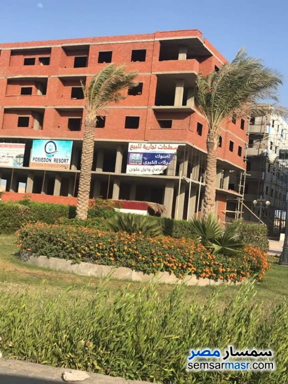Photo 6 - Apartment 3 bedrooms 1 bath 104 sqm without finish For Sale Hurghada Red Sea