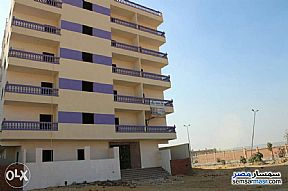 Ad Photo: Apartment 3 bedrooms 2 baths 140 sqm semi finished in Al Salam City  Cairo