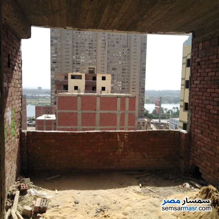 Photo 1 - Apartment 2 bedrooms 2 baths 90 sqm without finish For Sale Dar Al Salaam Cairo