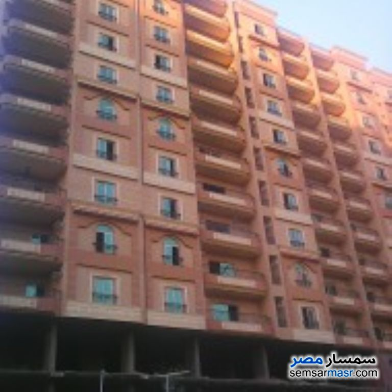 Photo 1 - 2 bedrooms 1 bath 90 sqm without finish For Sale Haram Giza