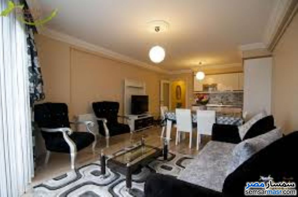 Photo 1 - 2 bedrooms 1 bath 100 sqm super lux For Rent Mohandessin Giza