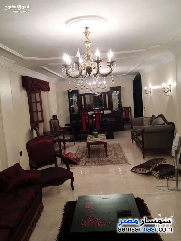 Photo 3 - Apartment 3 bedrooms 2 baths 170 sqm extra super lux For Rent Hadayek Al Ahram Giza