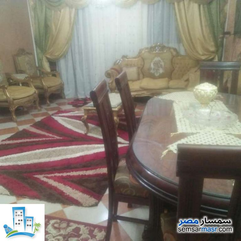 Ad Photo: Apartment 3 bedrooms 1 bath 145 sqm lux in Al Salam City  Cairo