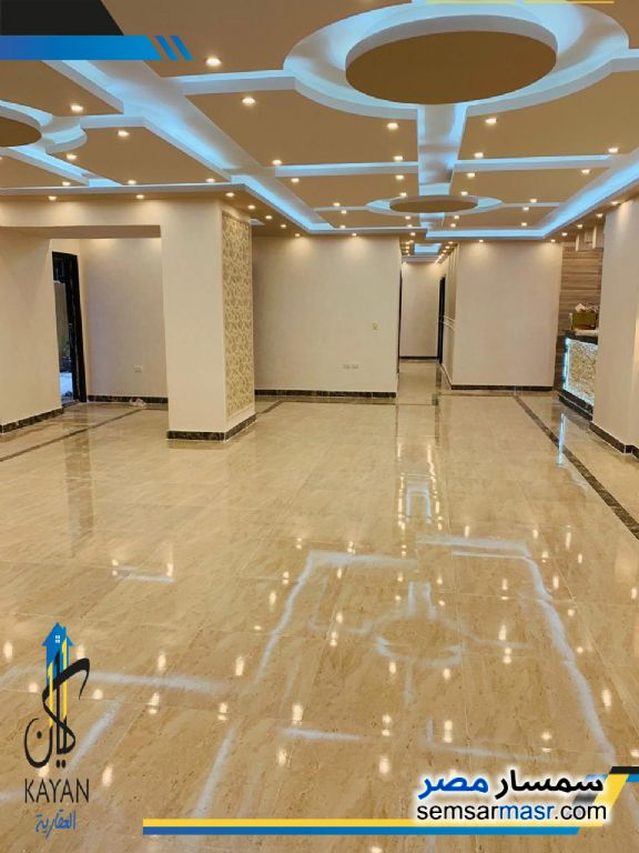 Photo 15 - Apartment 4 bedrooms 3 baths 268 sqm extra super lux For Sale Hadayek Al Ahram Giza
