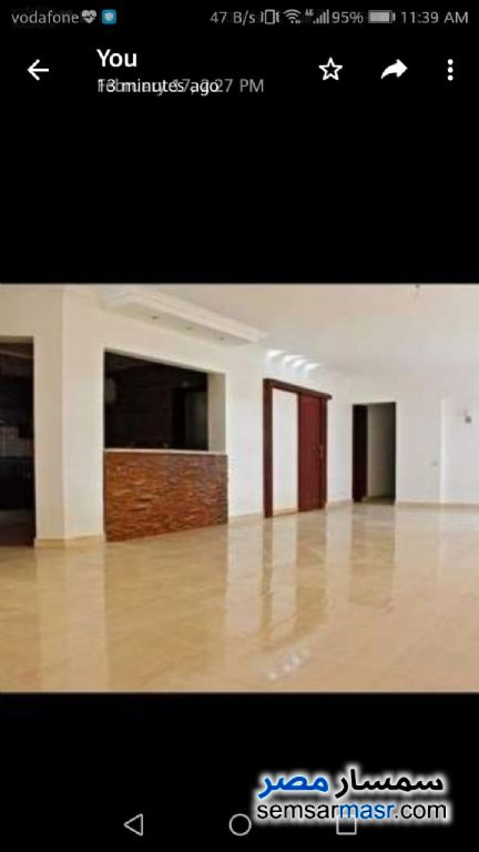 Photo 3 - Apartment 3 bedrooms 3 baths 220 sqm extra super lux For Sale El Bostan 6th of October