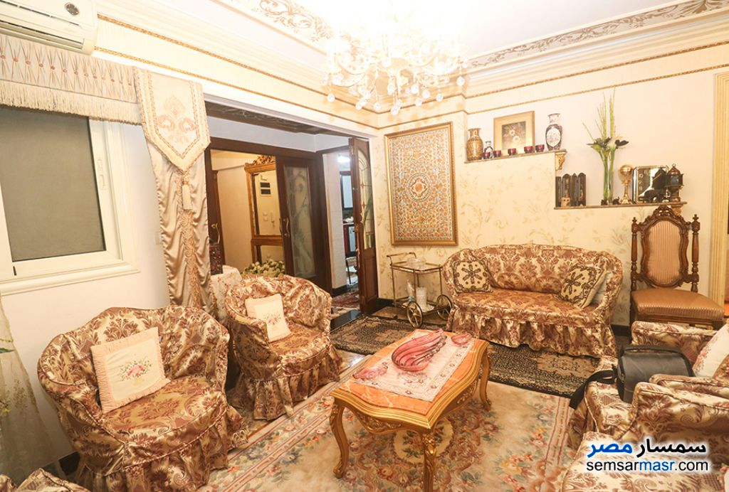 Ad Photo: Apartment 4 bedrooms 2 baths 155 sqm super lux in Sidi Gaber  Alexandira