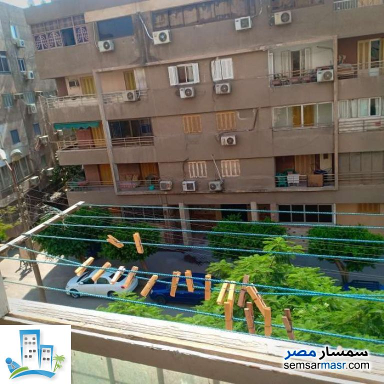 Photo 2 - Apartment 3 bedrooms 1 bath 100 sqm lux For Rent Heliopolis Cairo
