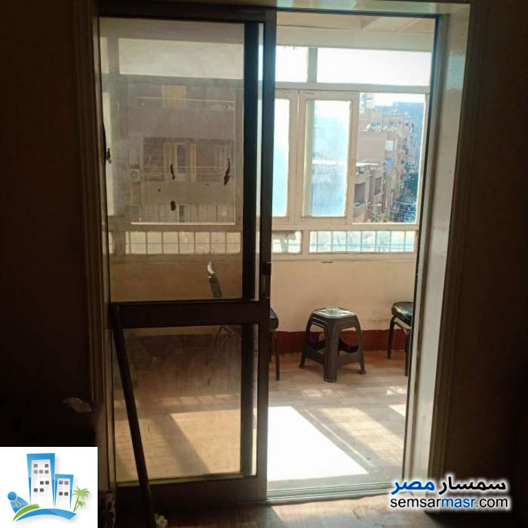 Apartment 3 bedrooms 1 bath 100 sqm lux For Rent Heliopolis Cairo - 1