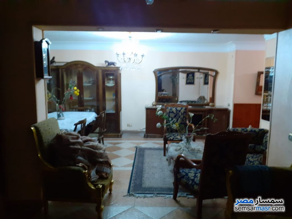 Photo 6 - Apartment 2 bedrooms 1 bath 140 sqm super lux For Rent Mohandessin Giza