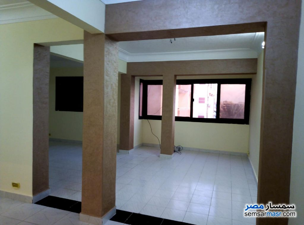 Photo 1 - Apartment 3 bedrooms 1 bath 130 sqm super lux For Rent Ismailia City Ismailia