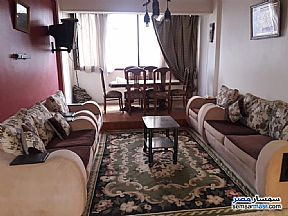 Apartment 2 bedrooms 1 bath 100 sqm super lux For Rent Agouza Giza - 11