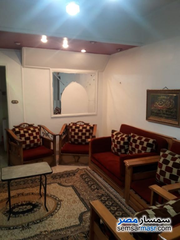 Photo 4 - Apartment 2 bedrooms 1 bath 100 sqm super lux For Rent Agouza Giza