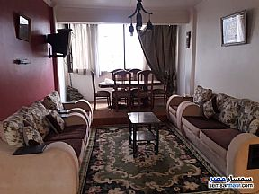 Apartment 2 bedrooms 1 bath 100 sqm super lux For Rent Agouza Giza - 9