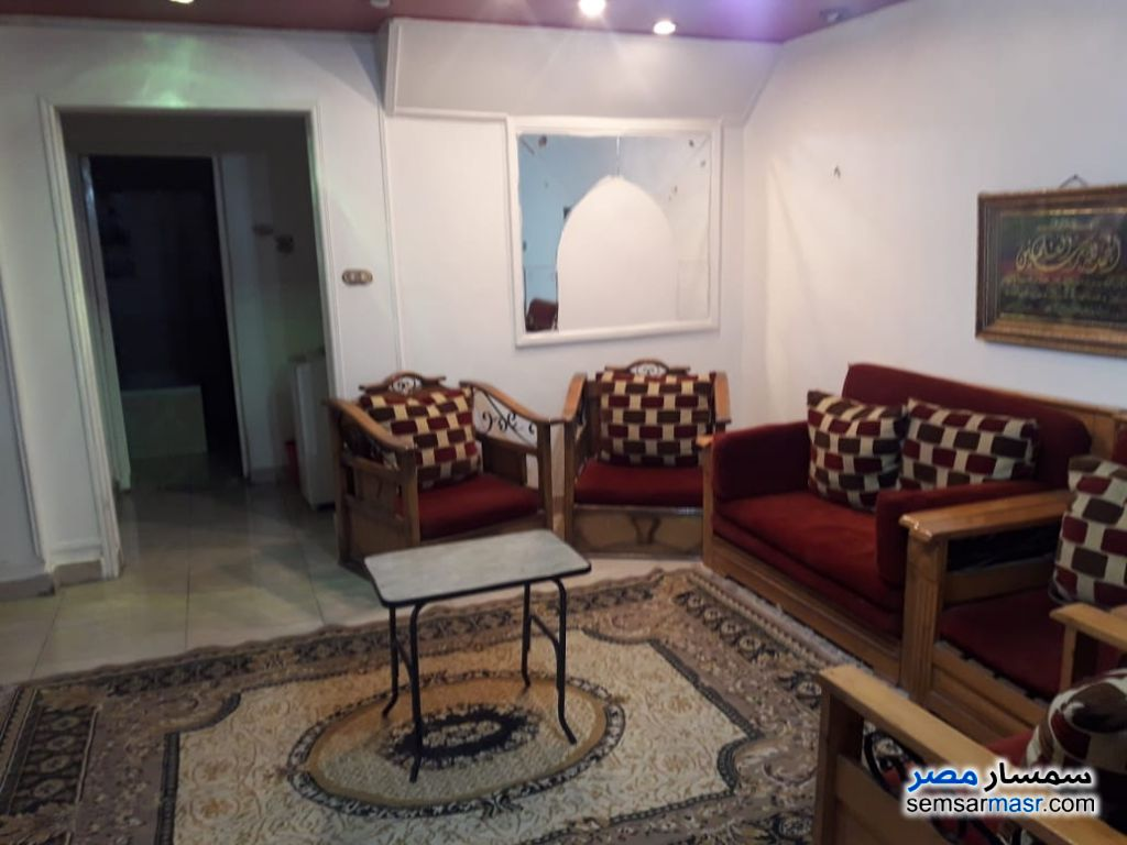 Photo 10 - Apartment 2 bedrooms 1 bath 100 sqm super lux For Rent Agouza Giza