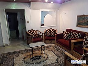 Apartment 2 bedrooms 1 bath 100 sqm super lux For Rent Agouza Giza - 10