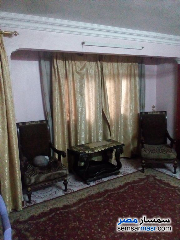 Photo 1 - Apartment 2 bedrooms 1 bath 100 sqm lux For Rent Maadi Cairo