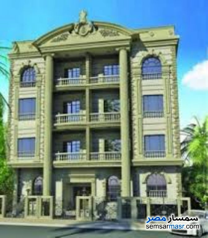 Photo 1 - Apartment 3 bedrooms 2 baths 175 sqm semi finished For Sale North Extensions 6th of October