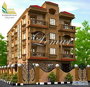 Ad Photo: Apartment 3 bedrooms 3 baths 150 sqm semi finished in North Extensions  6th of October