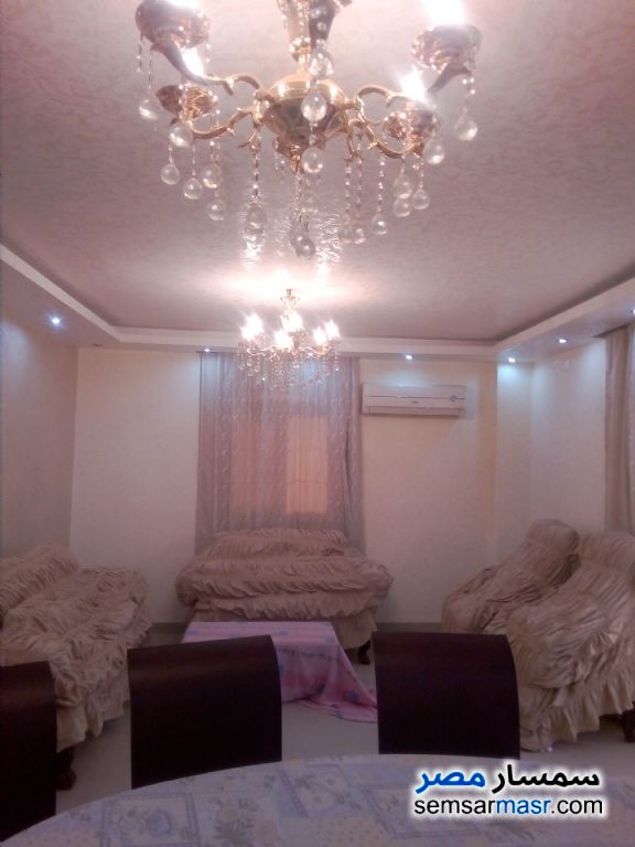 Photo 5 - Apartment 3 bedrooms 2 baths 200 sqm extra super lux For Sale El Ubour City Qalyubiyah