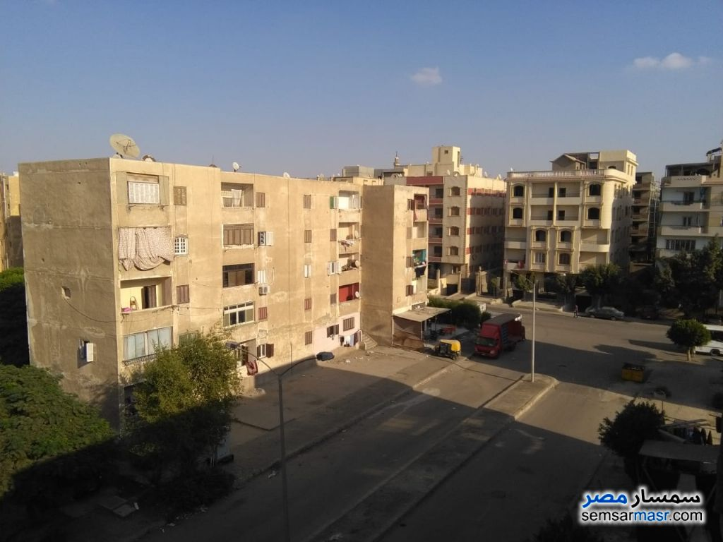 Photo 2 - Apartment 2 bedrooms 1 bath 80 sqm without finish For Sale Districts 6th of October