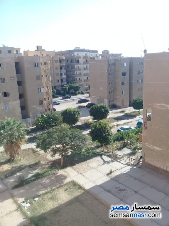 Photo 3 - Apartment 2 bedrooms 1 bath 80 sqm without finish For Sale Districts 6th of October