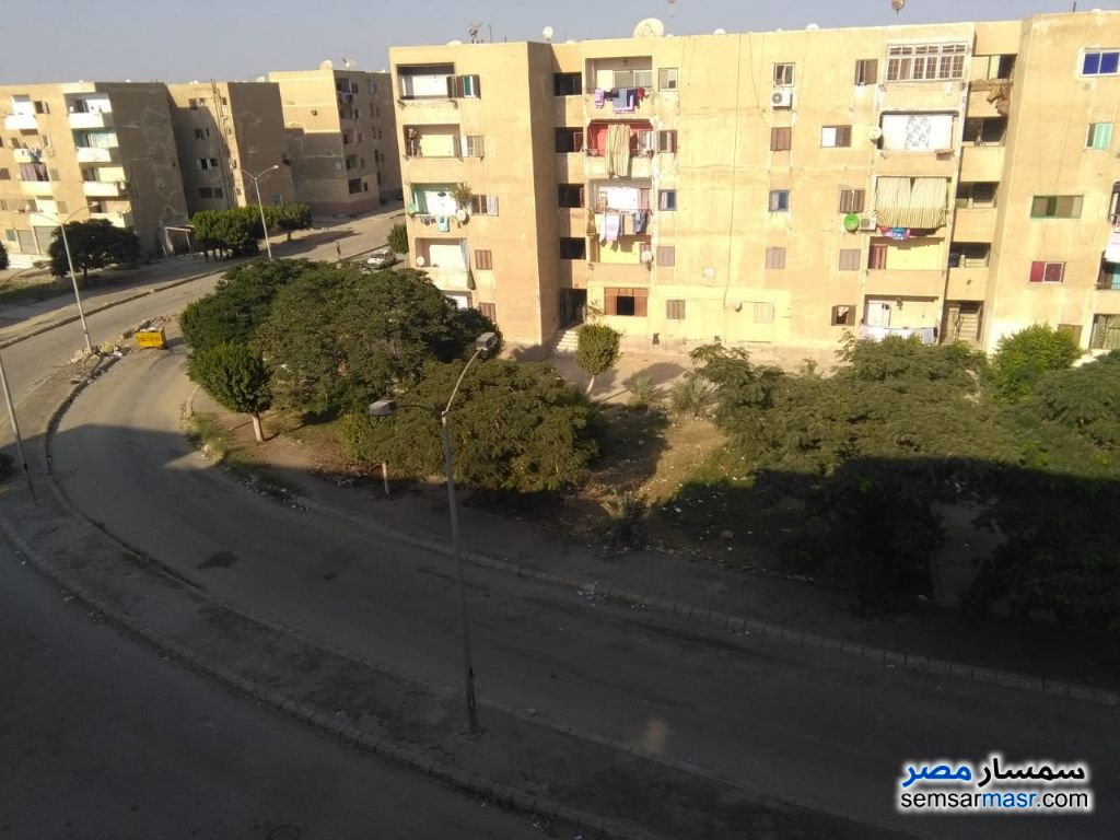 Photo 1 - Apartment 2 bedrooms 1 bath 80 sqm without finish For Sale Districts 6th of October