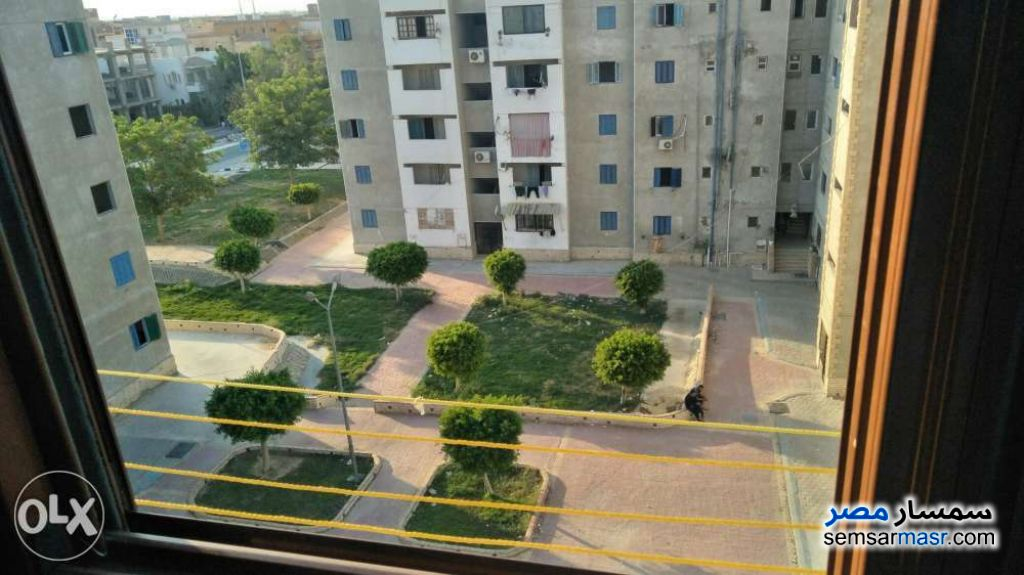 Photo 7 - Apartment 2 bedrooms 1 bath 60 sqm super lux For Sale Shorouk City Cairo