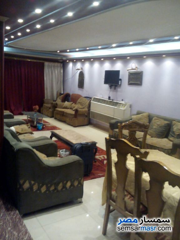 Photo 1 - 3 bedrooms 2 baths 180 sqm extra super lux For Rent Haram Giza