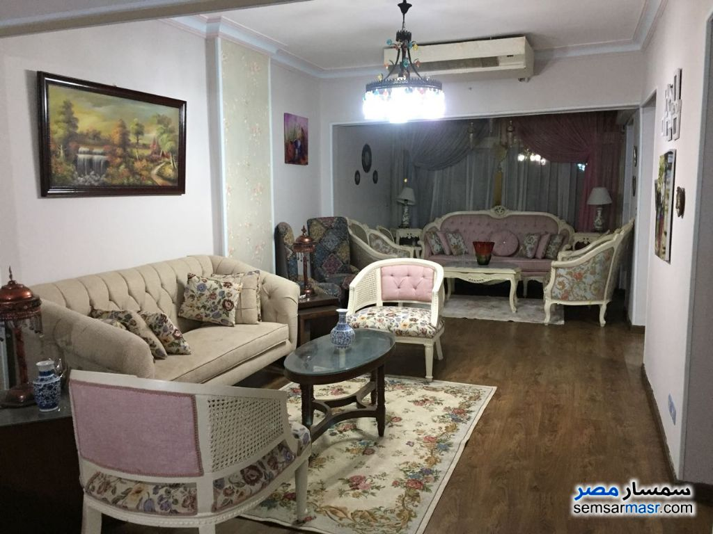 Photo 3 - Apartment 3 bedrooms 2 baths 140 sqm extra super lux For Sale Dokki Giza