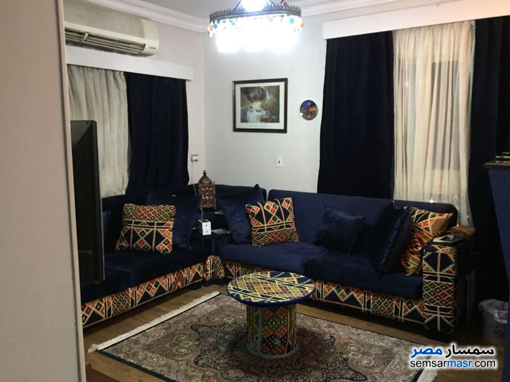 Photo 5 - Apartment 3 bedrooms 2 baths 140 sqm extra super lux For Sale Dokki Giza